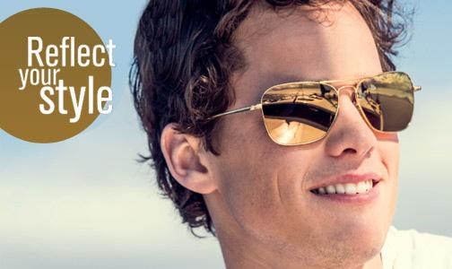98005d6db41804 Volledige en modieuze UV-bescherming met HOYA zonneglazen. Voor een  zonnebril kunt u ...